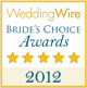 Wedding Wire Brides Choice Awards