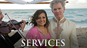 Beach Wedding Services