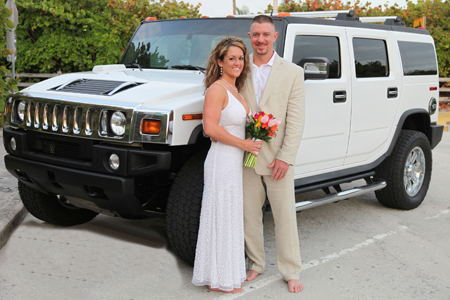 Hummer Wedding Package
